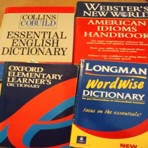 英英辞典はいつ使う?